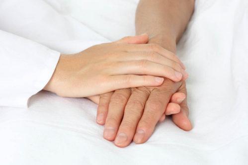 pielęgnacja pacjenta